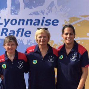 Championnat de France triplettes 2016 - La Boule Clayettoise