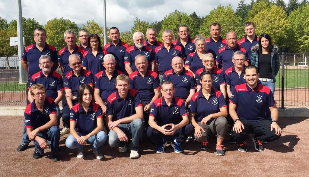Nouveaux maillots Saison 2015-2016 - La Boule Clayettoise