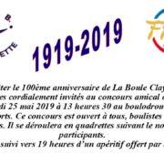 invitation concours 100 ans